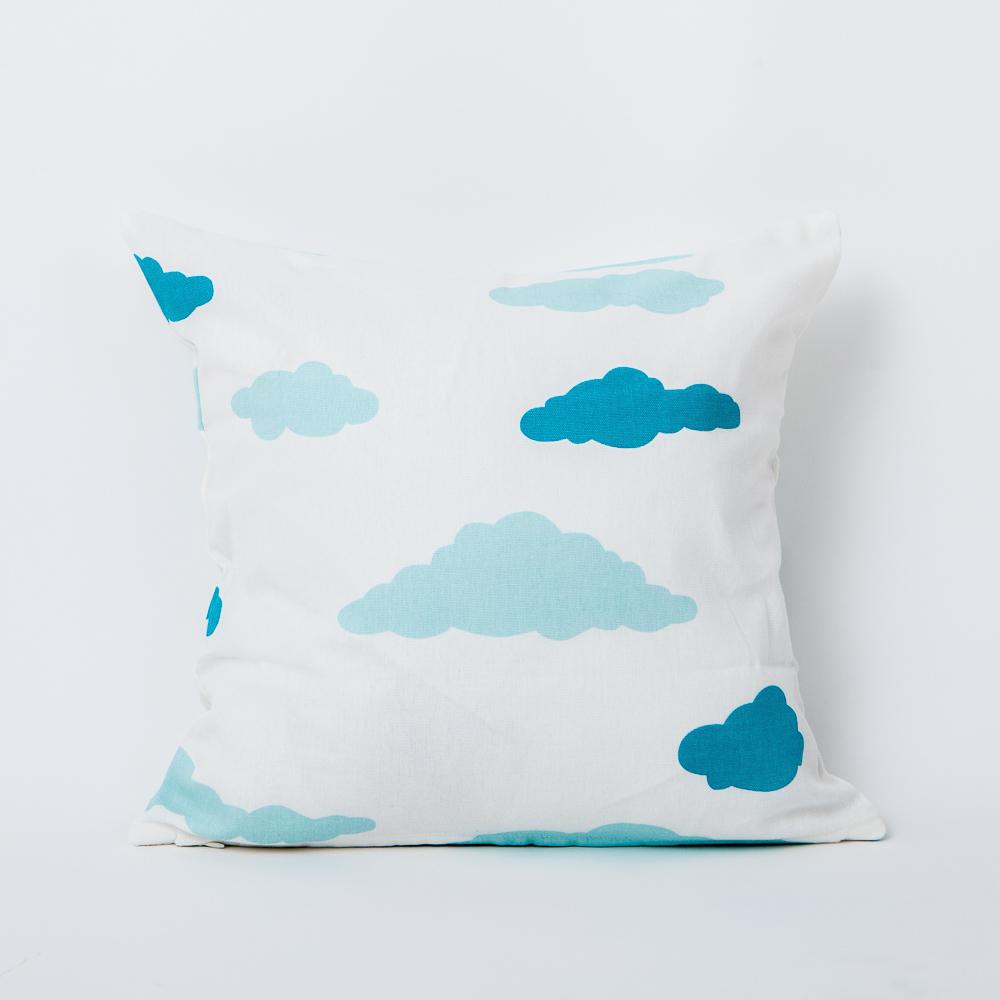 暖雲朵抱枕套45x45-生活工場