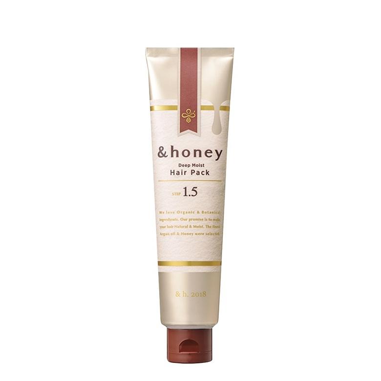 【olina】&honey 蜂蜜亮澤修護髮膜1.5(130g)