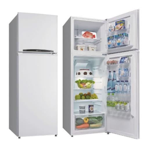 【台灣三洋SANLUX】250L 定頻2門電冰箱 SR-C250B1