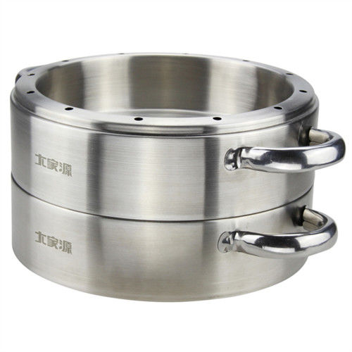 大家源 304不鏽鋼原味蒸籠 TCY-3200A