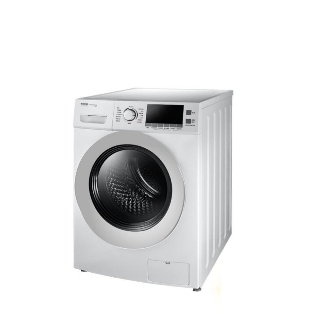 東元11公斤變頻滾筒變頻洗衣機WD1161HW