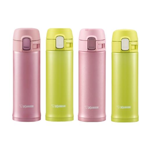 【象印ZOJIRUSHI】0.3L不鏽鋼保溫杯-PP淡粉色 SM-PB30-PP