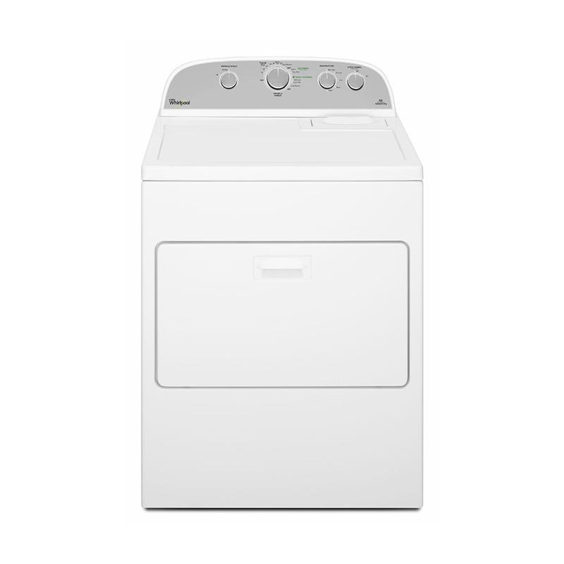 獨家(買就送歐姆龍體重體脂計)【Whirlpool惠而浦】 12公斤直立電力型乾衣機 WED5000DW