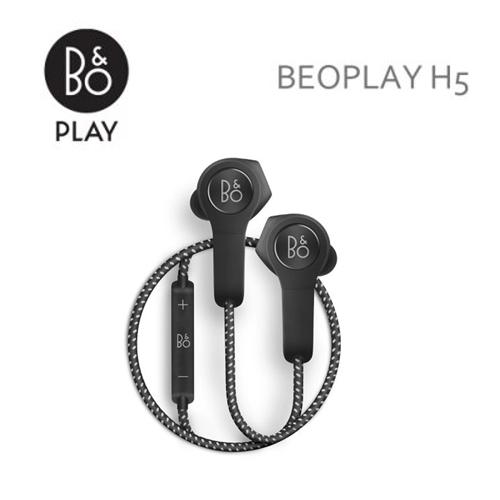 【B&O PLAY】 BeoPlay H5 無線藍牙耳機 黑色