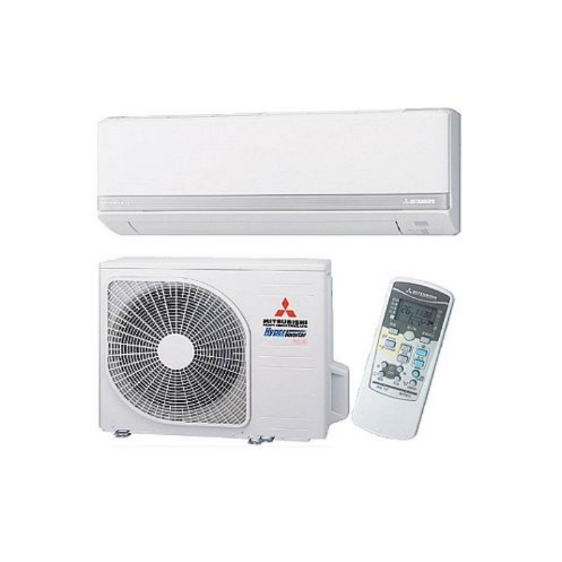 ★含標準安裝★【三菱重工】一對一變頻分離式冷氣DXK71ZRT-S/DXC71ZRT-S《11坪》