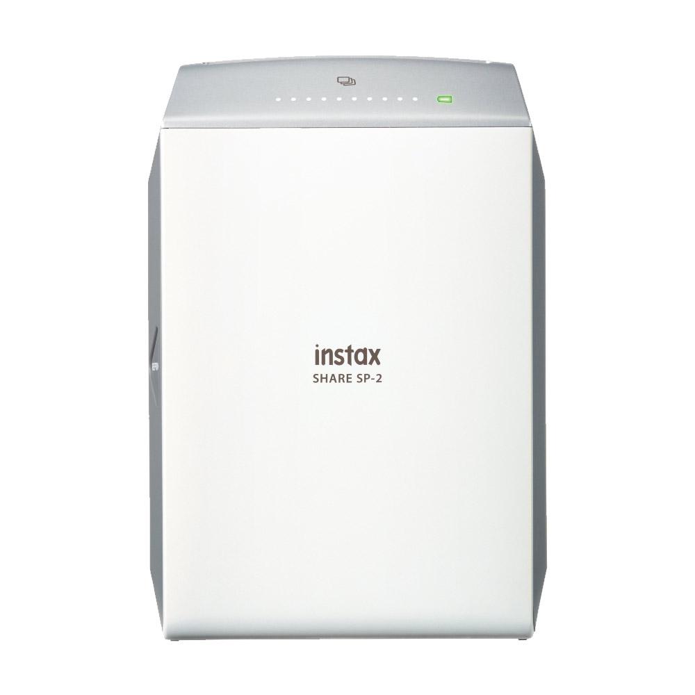 FUJIFILM instax SHARE SP-2 SP2 印相機 公司貨-銀色 送空白底片+皮套