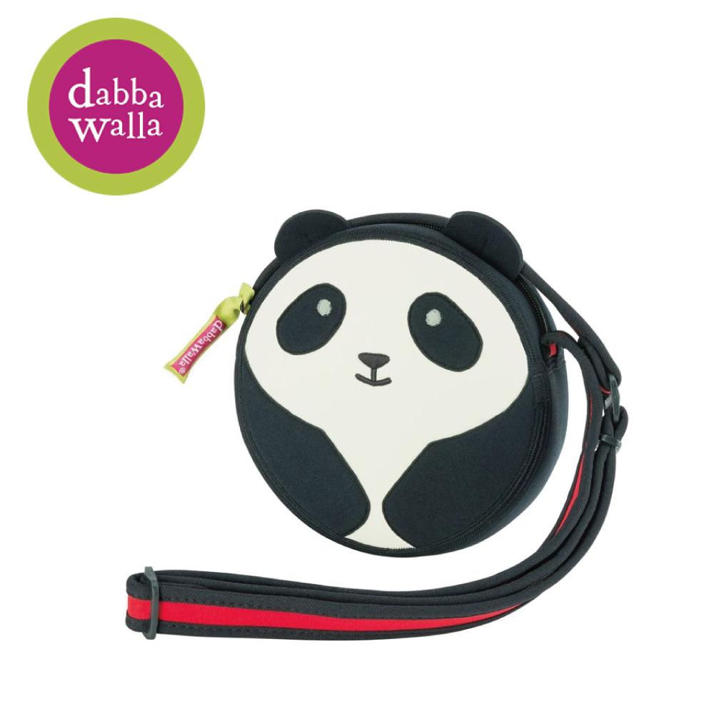 美國Dabbawalla瓦拉包 -熊貓小圓包