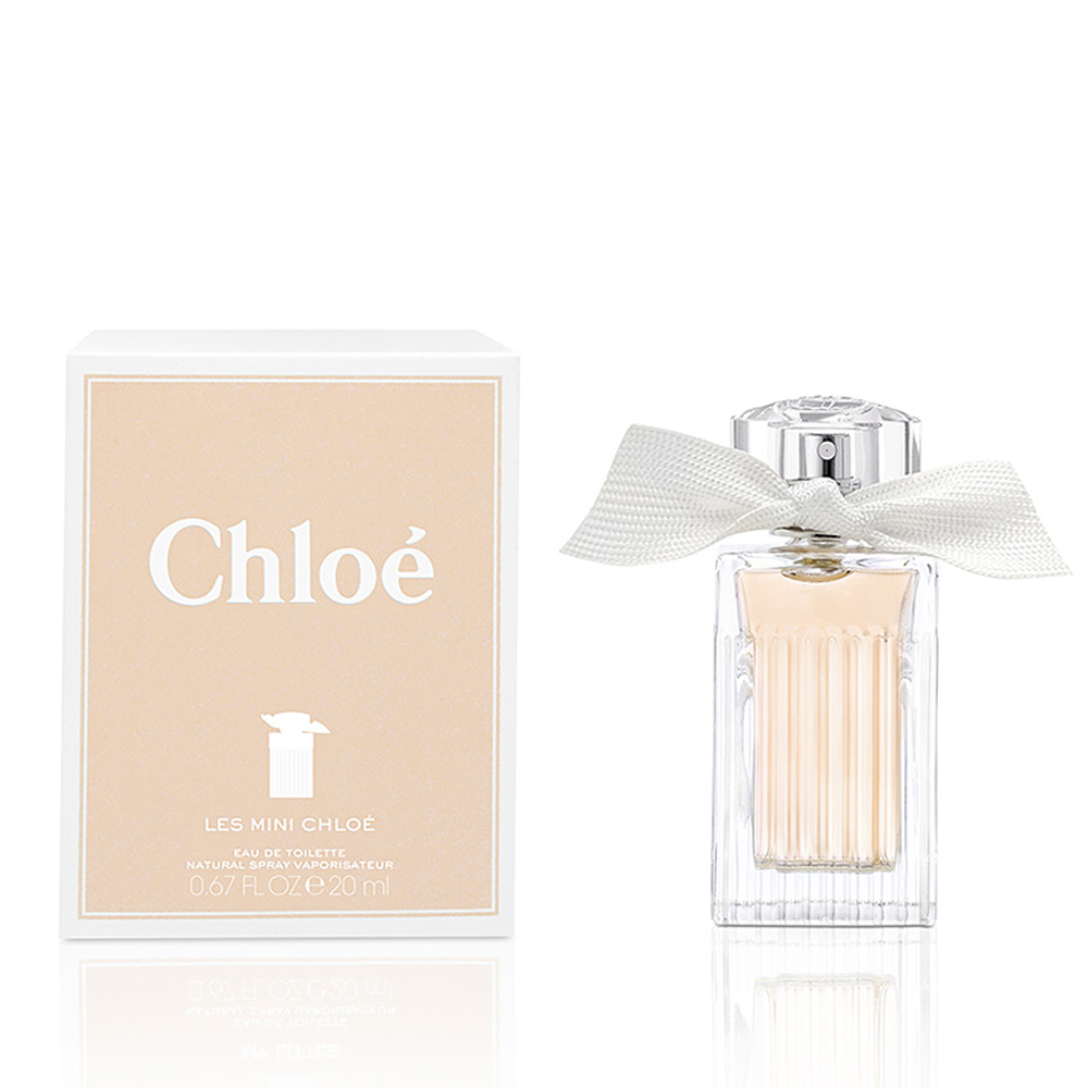Chloe' Les Mini Chloe'小小白玫瑰女性淡香水(20ML)