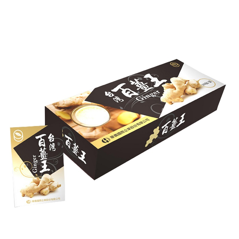 【台灣百薑王】微米薑粉(30包/盒)