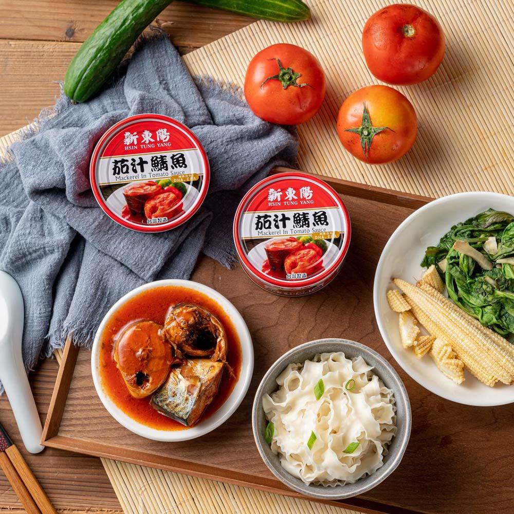 【新東陽】茄汁鯖魚(230g*12罐)