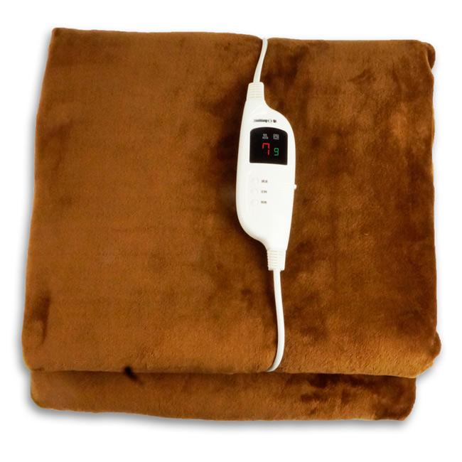 【日象】暄暖微電腦溫控電蓋毯(雙人) ZOG-2330B