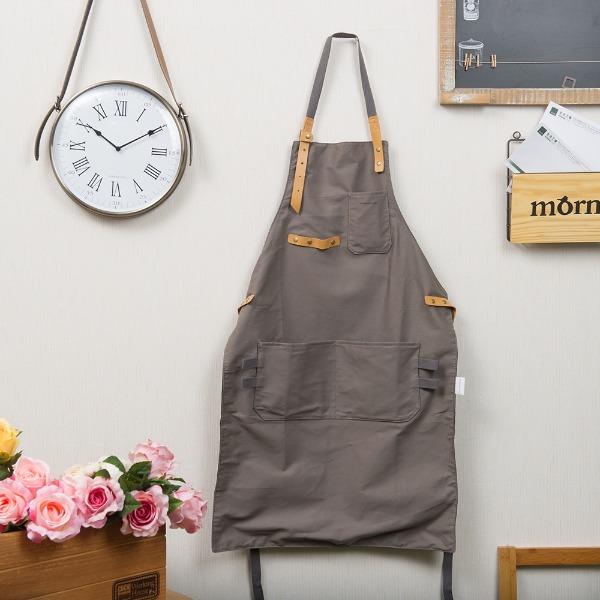 Life Style工作圍裙-灰-生活工場