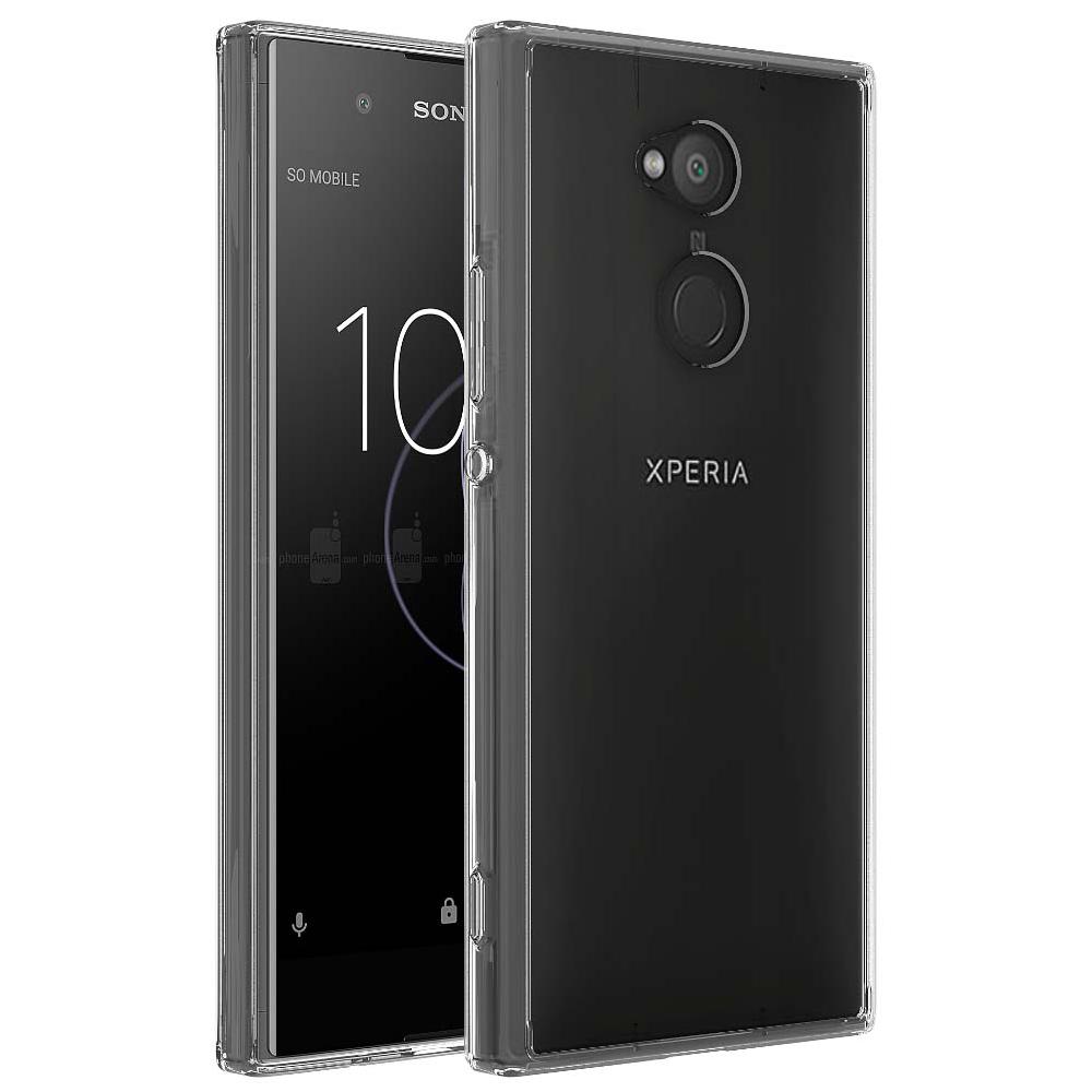 QinD SONY Xperia XA2 Ultra 雙料保護套