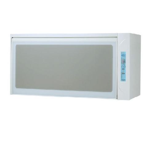 (全省原廠安裝)莊頭北 80公分臭氧殺菌懸掛式烘碗機白色 TD-3103-80CM