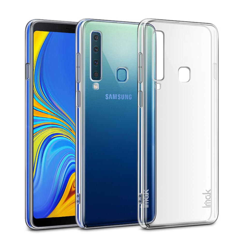 Imak SAMSUNG Galaxy A9(2018) 羽翼II水晶殼(Pro版)