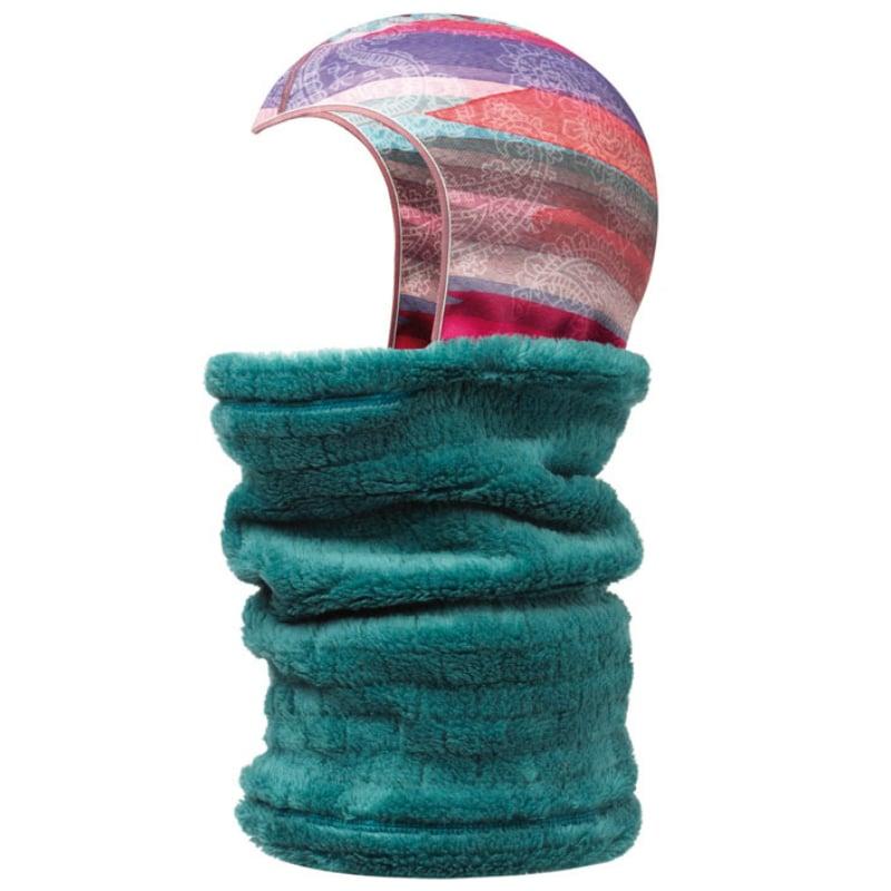 【西班牙 BUFF】調色夢幻 Thermal Pro全罩式雪地保暖領巾