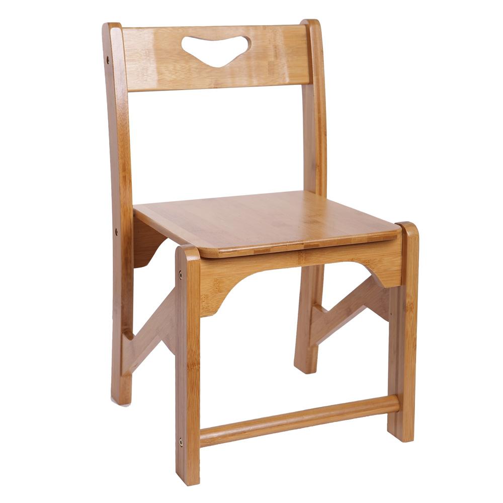 品竹生活靠背童椅-生活工場