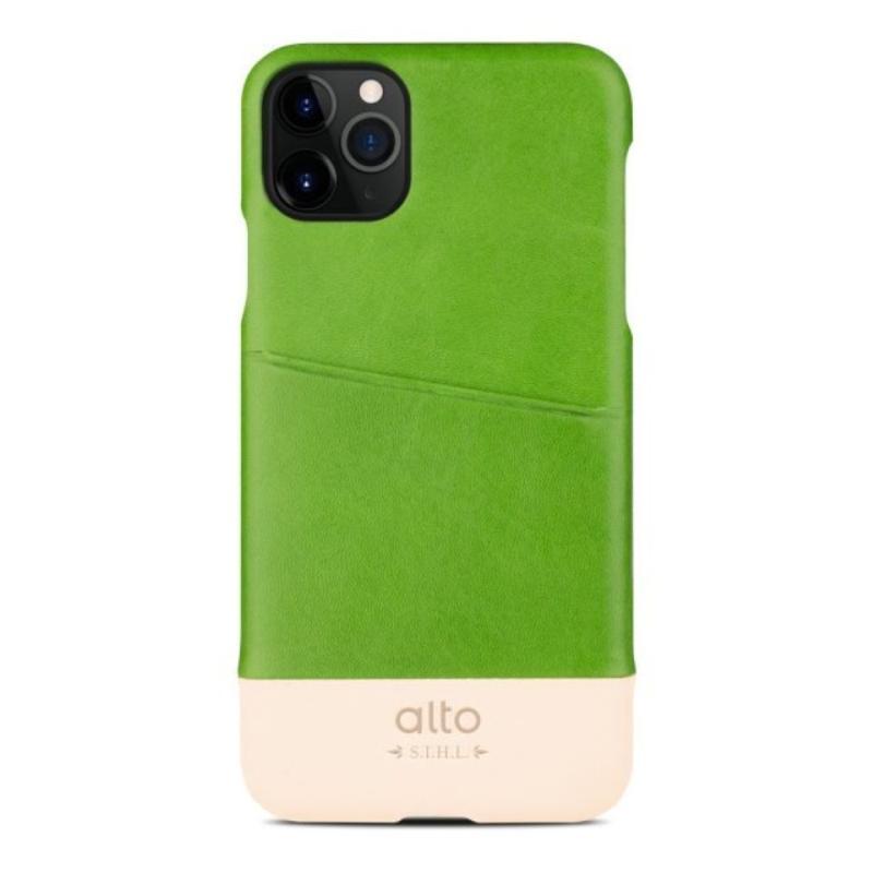 alto 背蓋 Metro iPhone11 Pro 5.8 綠/本