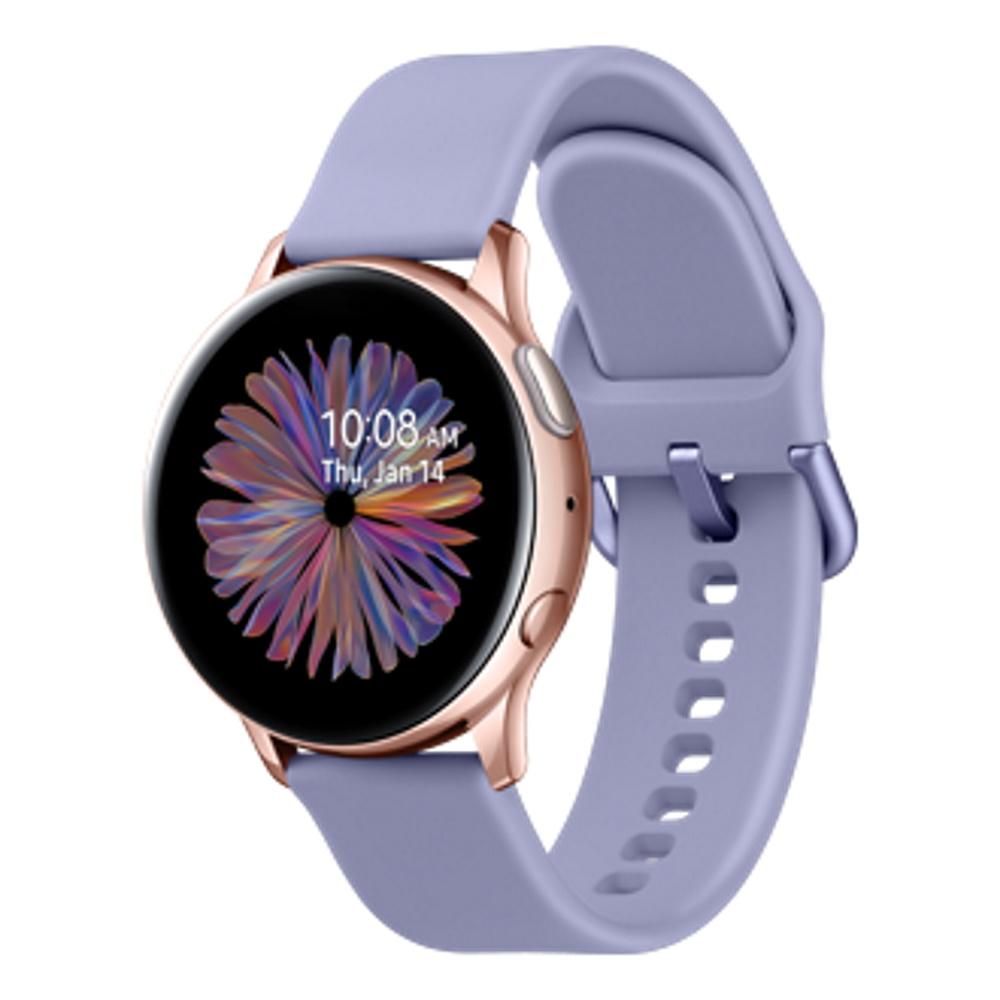 SAMSUNG Galaxy Watch Active2 GPS藍牙智慧手錶 鋁製 40mm R830