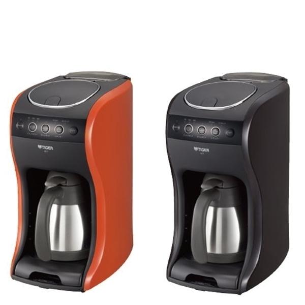 虎牌4公升%咖啡機ACT-B04R橘紅色