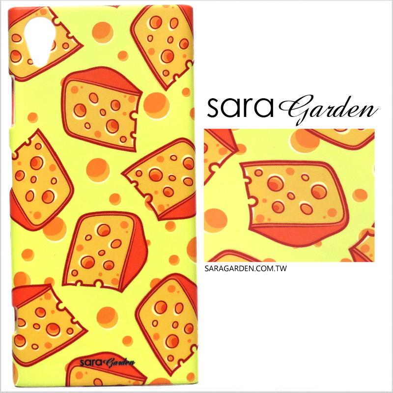 【Sara Garden】客製化 手機殼 OPPO R11S r11S 手繪滿版起司 手工 保護殼 硬殼