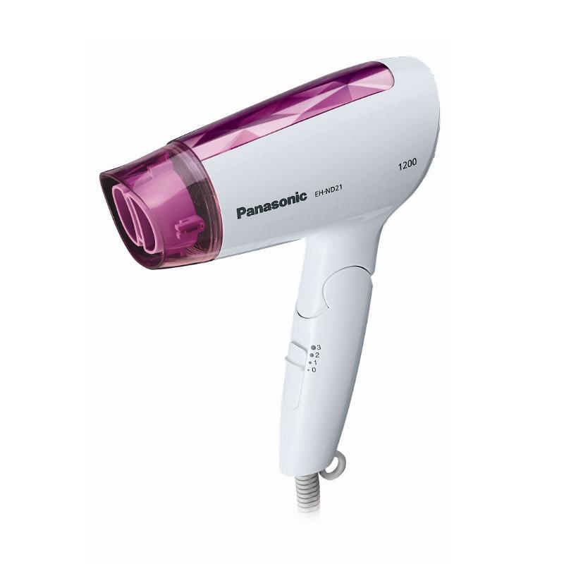 PANASONIC 速乾型吹風機 粉白 EH-ND21【福利品出清】