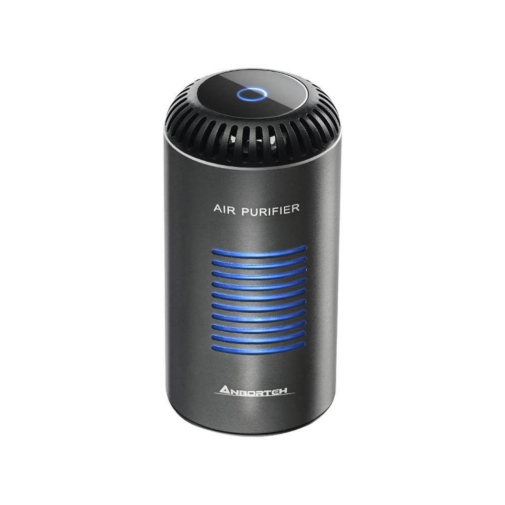 【安伯特】神波源 太極K2紫外線 車用空氣清淨機 (USB供電 紫外線殺菌 負離子淨化 汽車清淨機 防疫)