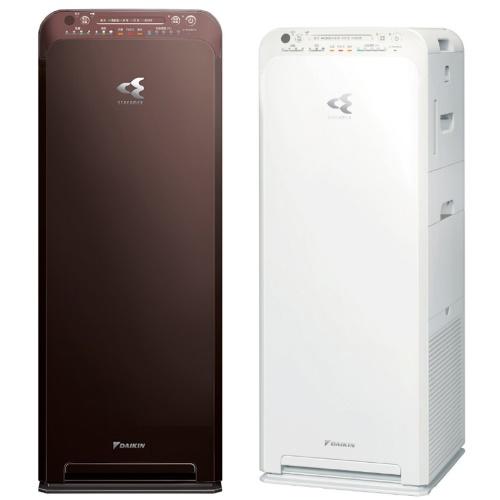 DAIKIN 大金 12.5坪美肌保濕型空氣清淨機/白色 MCK55USCT-W
