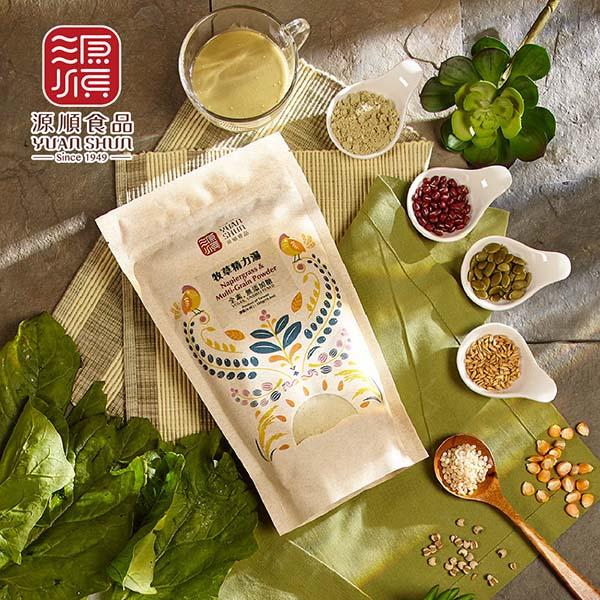 《源順》牧草精力湯(無糖)(550g-2袋)