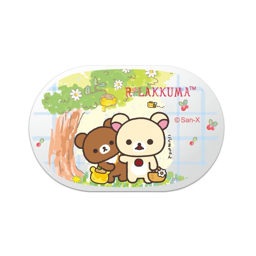【正版授權】Rilakkuma拉拉熊 藍牙5.0 真無線耳機-森林朋友
