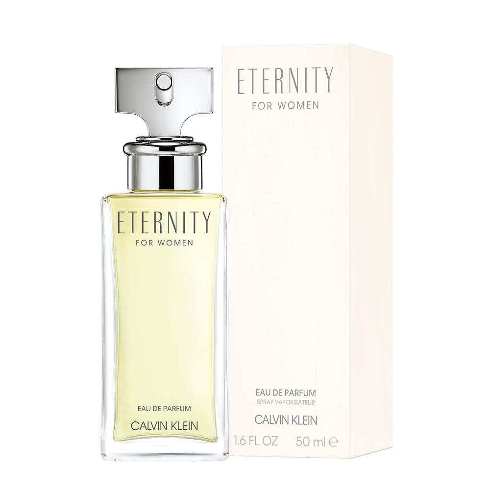 Calvin Klein CK Eternity 永恆女性淡香精(50ml) EDP-香水航空版