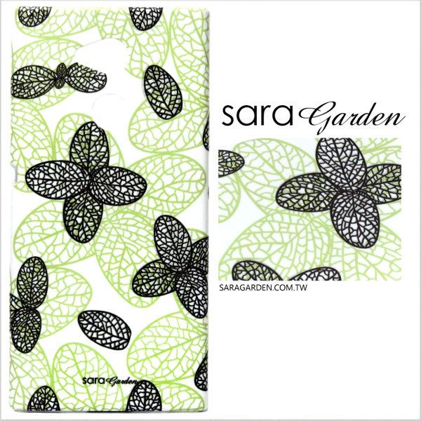 【Sara Garden】客製化 手機殼 SONY XA2 保護殼 硬殼 手繪四葉草