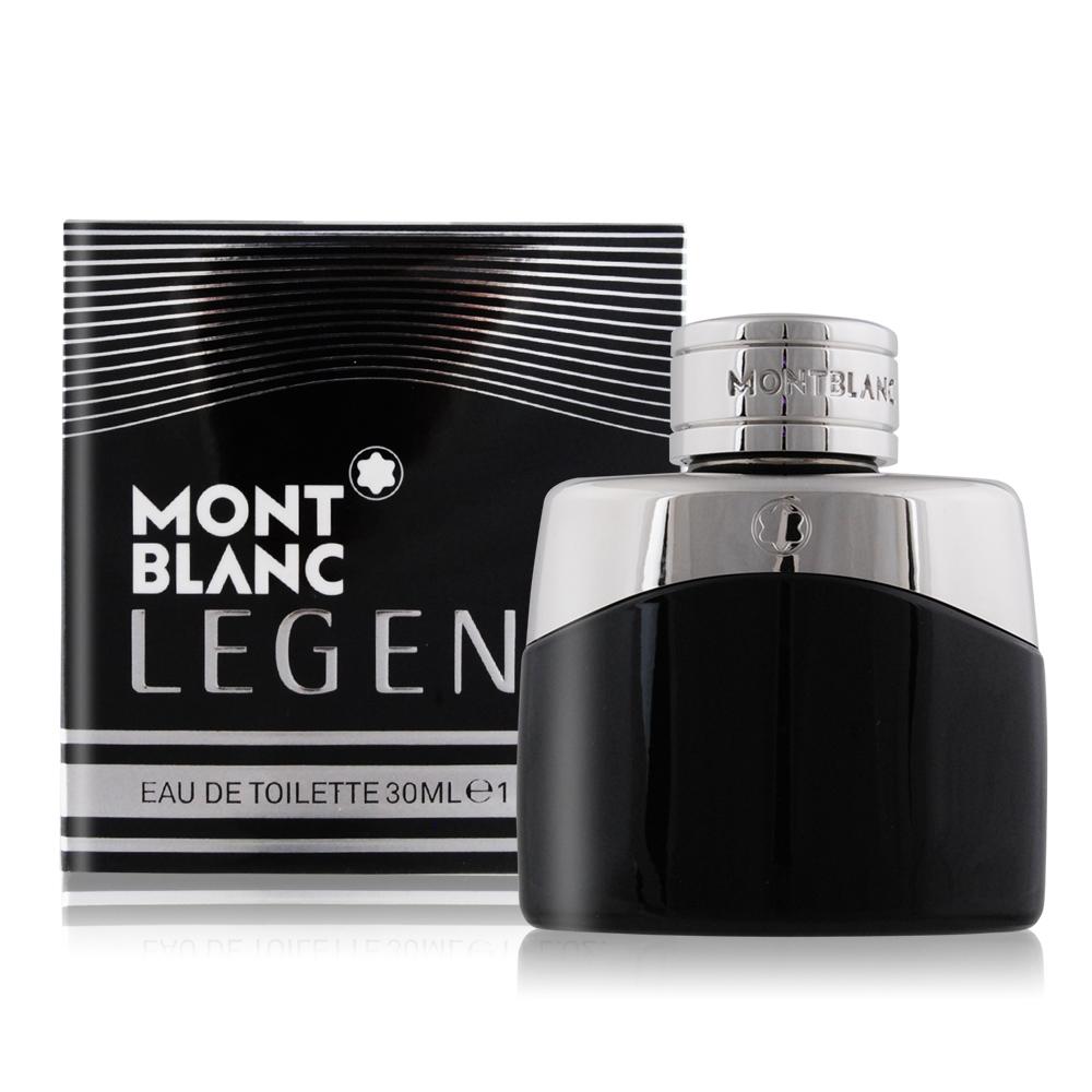 MONTBLANC 萬寶龍 傳奇經典男性淡香水(30ml)-國際航空版
