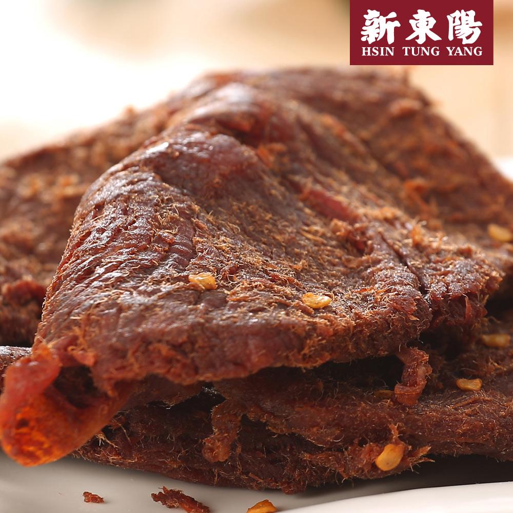 【新東陽】麻辣牛肉乾 (230g*2包),免運