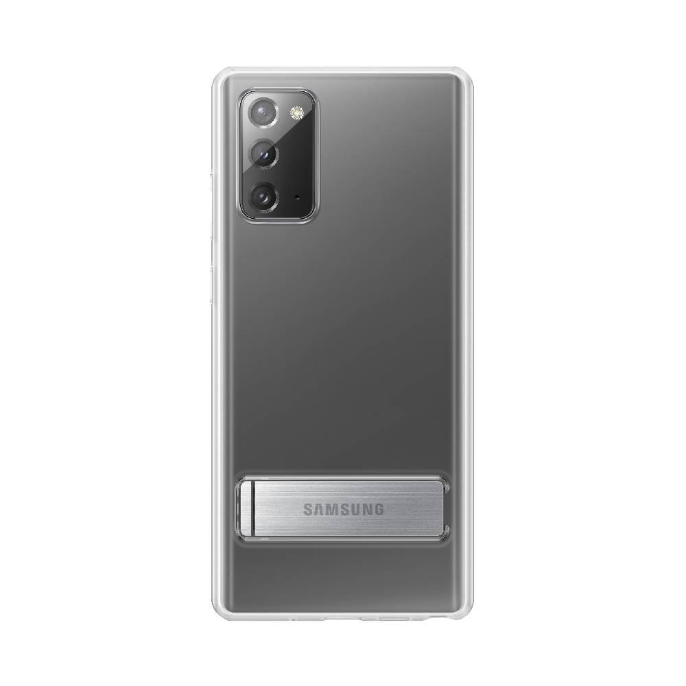 SAMSUNG Galaxy Note20 透明立架式背蓋