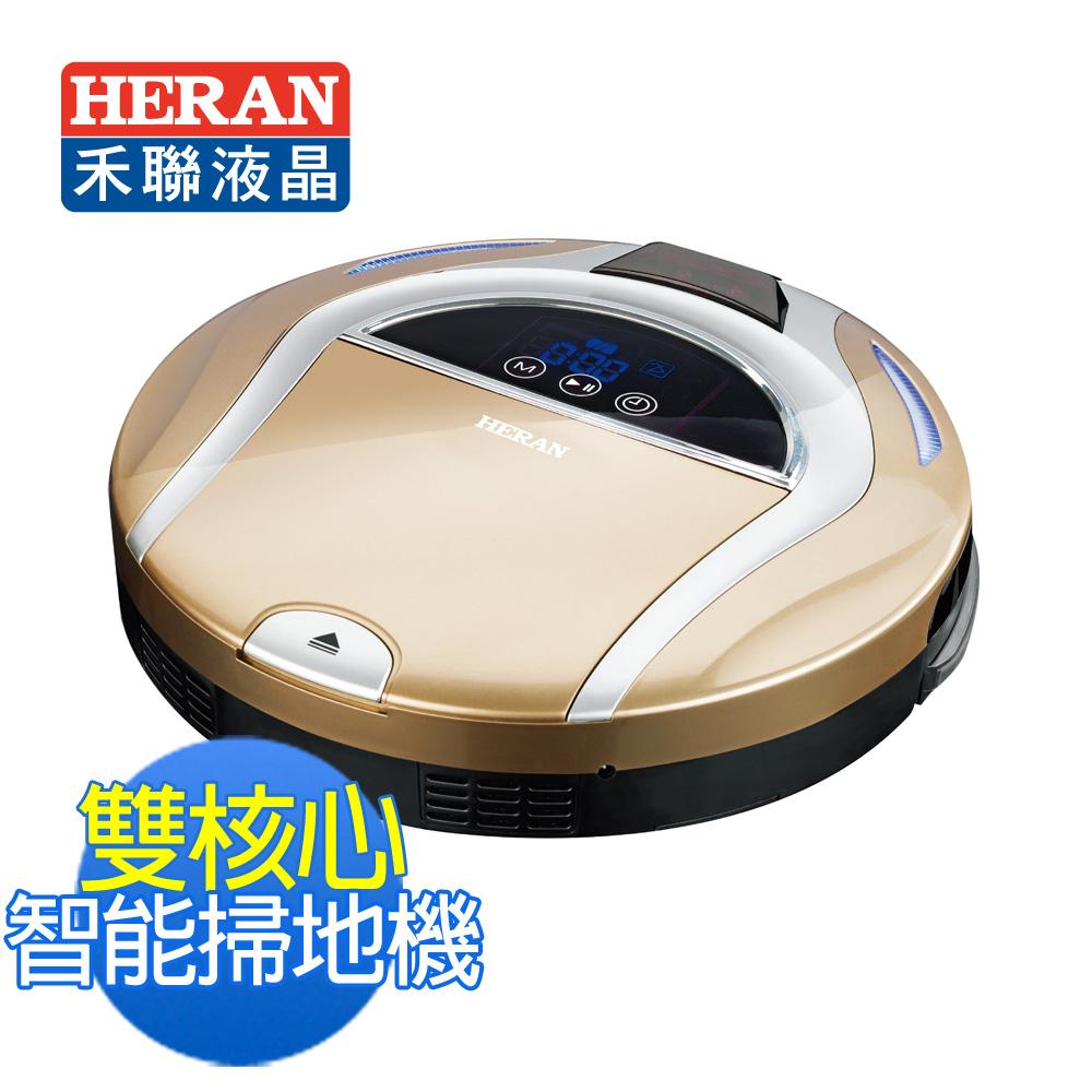 【優惠福利品】HERAN禾聯 雙核心智能掃地機 HVR-101E3