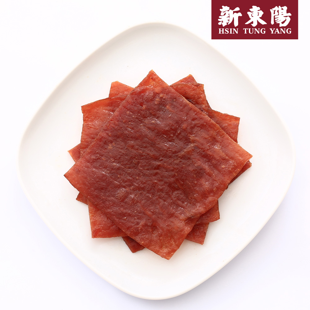 【新東陽】蜜汁豬肉乾(120g*5包),免運