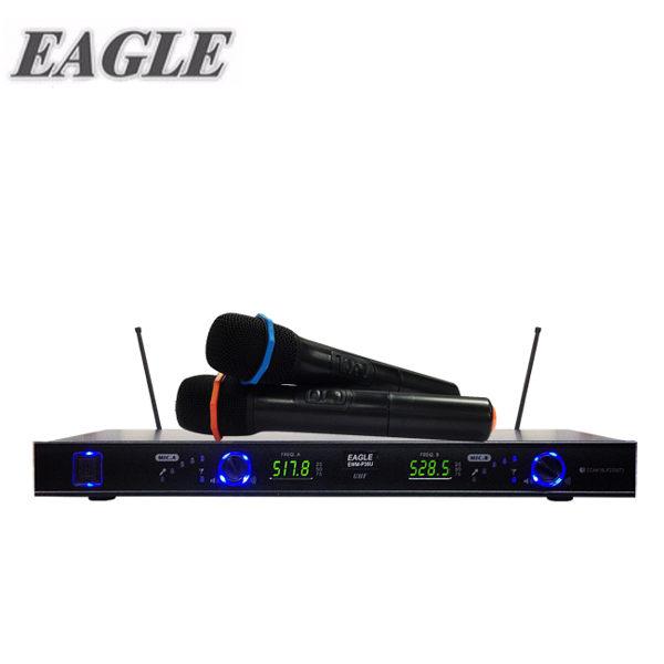 【EAGLE】專業級UHF頻道無線麥克風組(EWM-P38U)