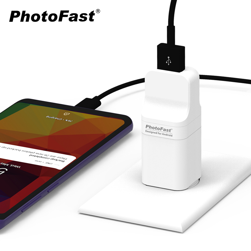 ★熱銷商品↘9折 Photofast PhotoCube 安卓專用 備份方塊
