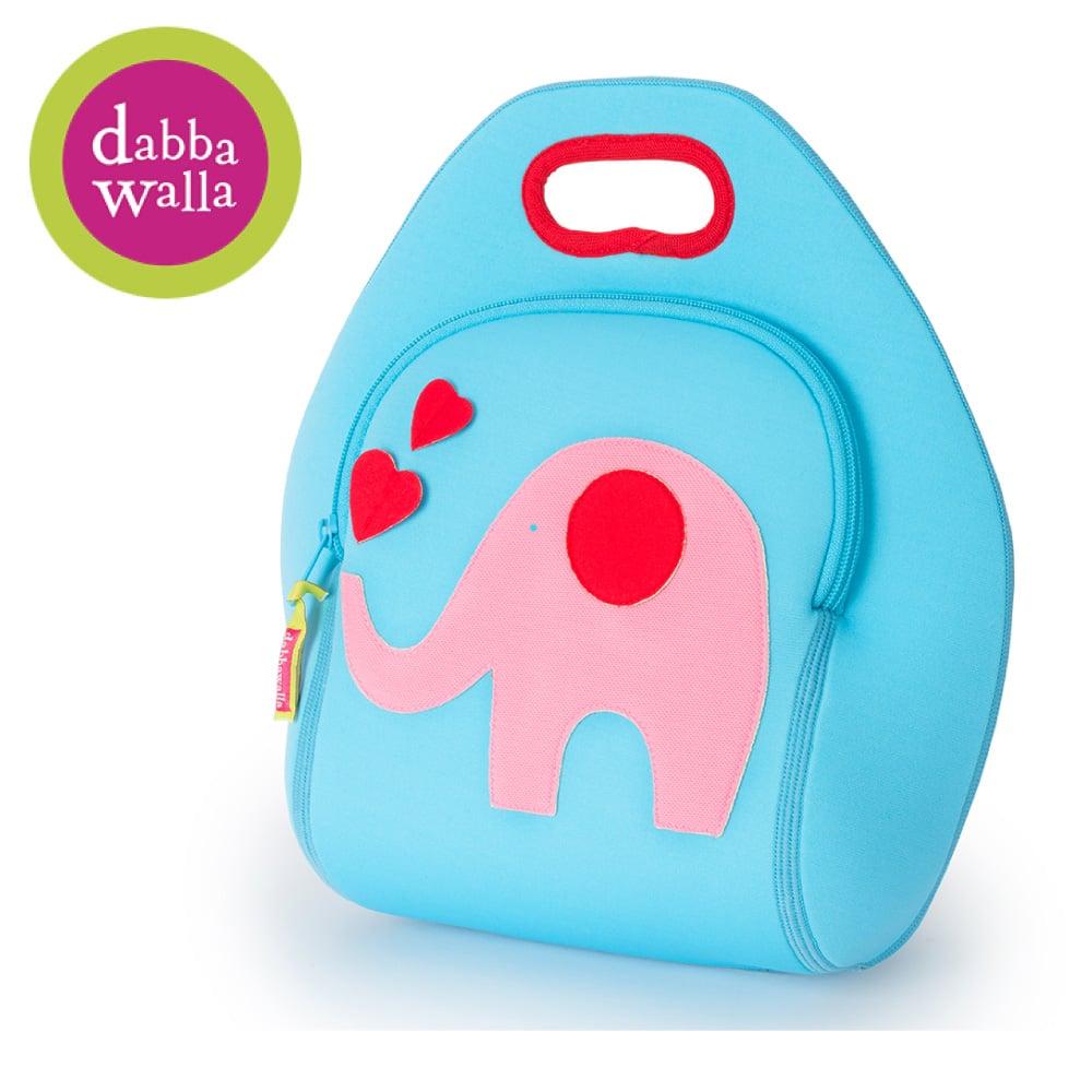 美國Dabbawalla瓦拉包 -大象兒童手提包