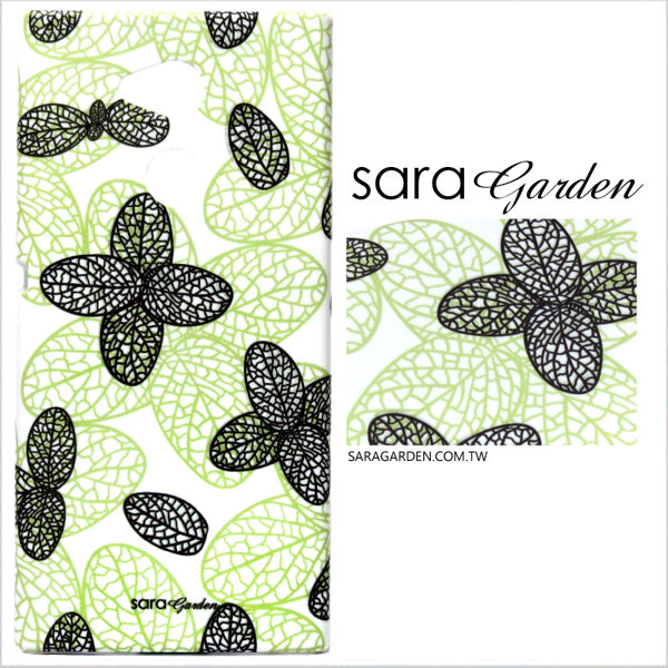 【Sara Garden】客製化 手機殼 SONY XA Ultra 保護殼 硬殼 手繪四葉草