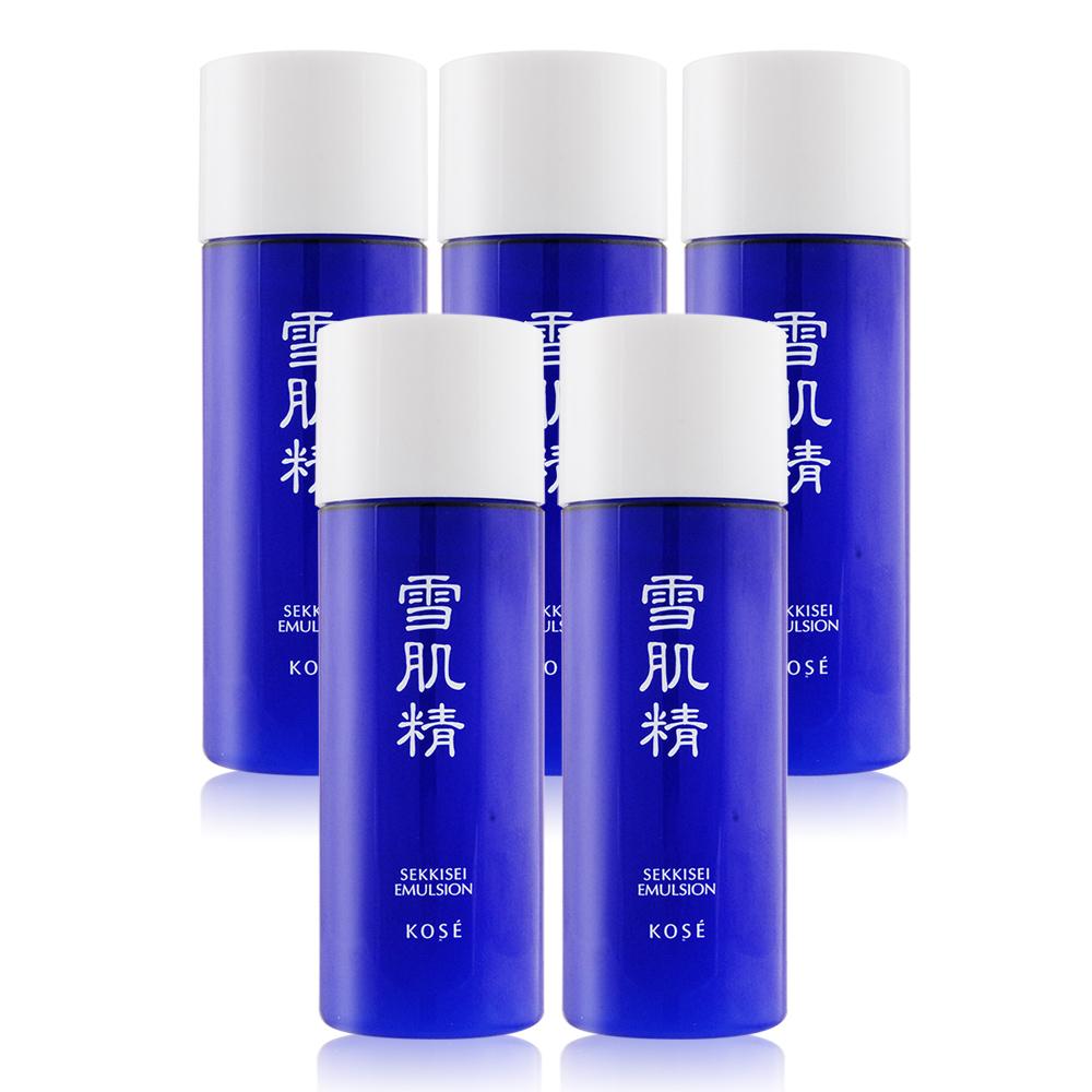 KOSE 高絲 雪肌精乳液超越正貨容量組(33ML)X5入