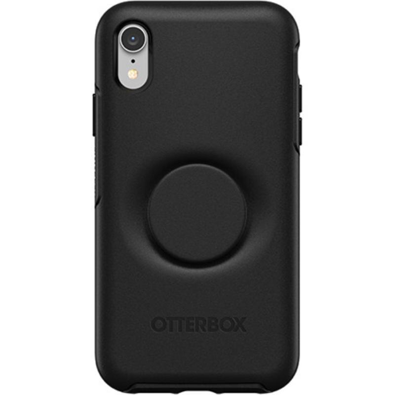 OtterBox 炫彩幾何泡泡騷保護殼iPhone XR 黑