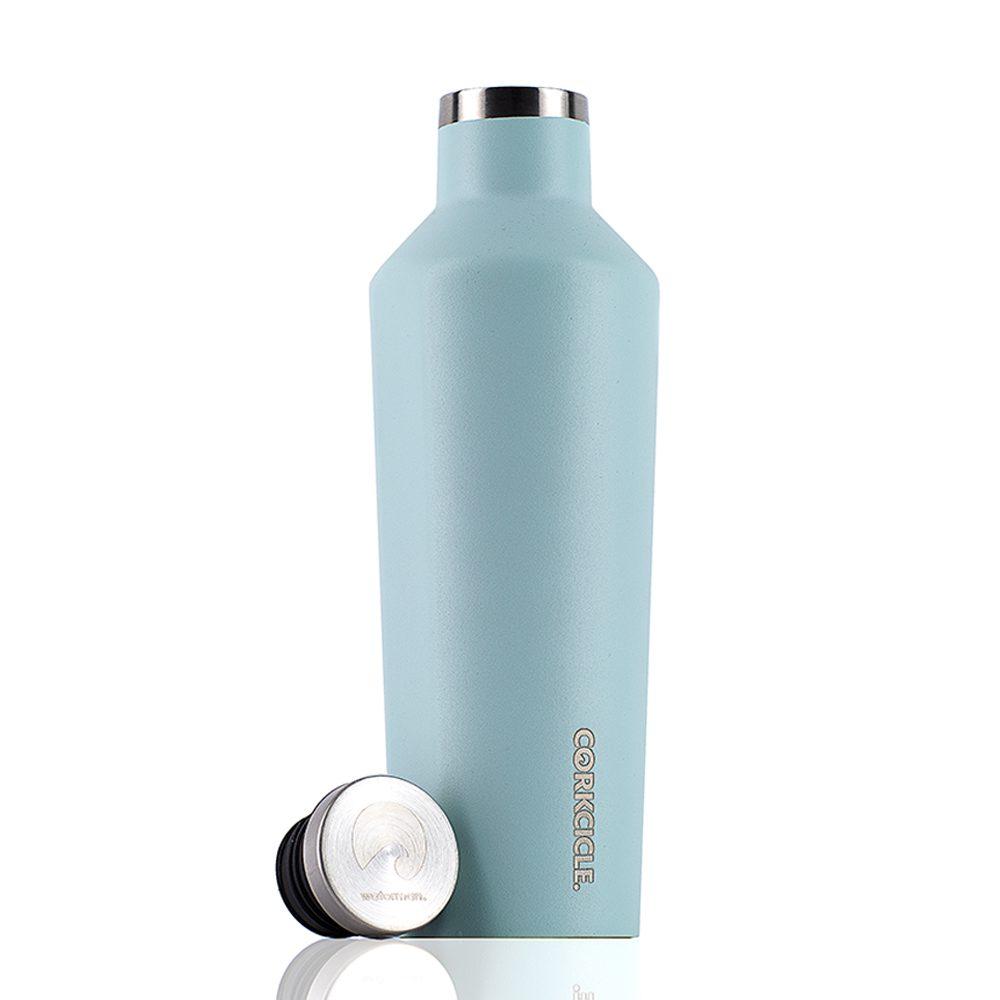 CORKCICLE 酷仕客Waterman戶外系列易口瓶-470ml(冰河藍)