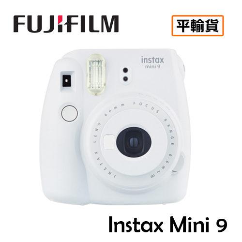 FUJIFILM instax mini 9 拍立得(白色) 平行輸入 保固一年