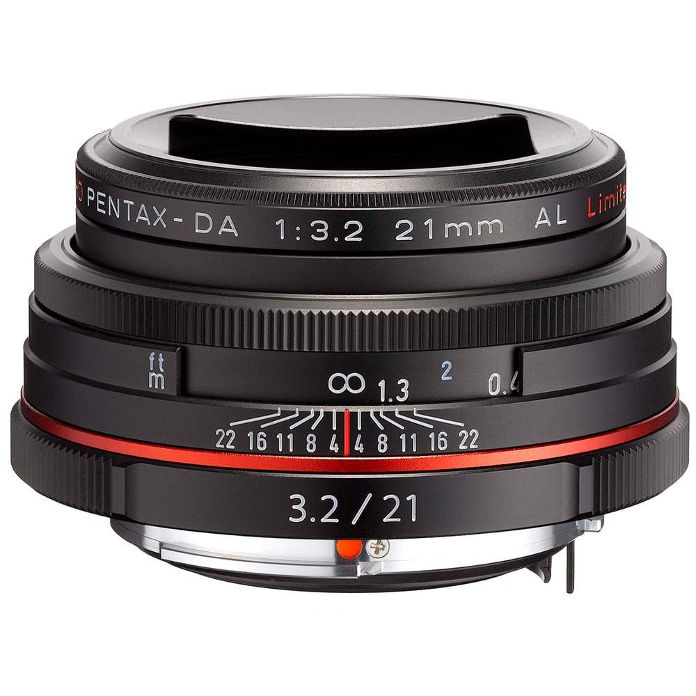 PENTAX HD DA 21mm F3.2 AL Limited_黑色【公司貨】
