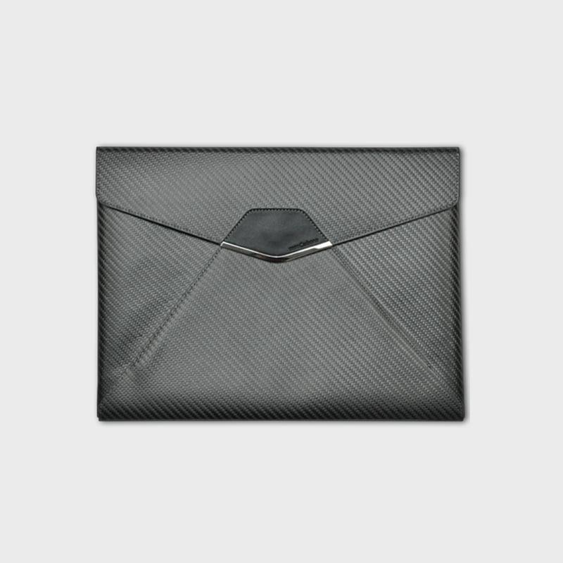 monCarbone Sleek Elite 菁英款碳纖維收納袋 for iPad Pro 12.9吋