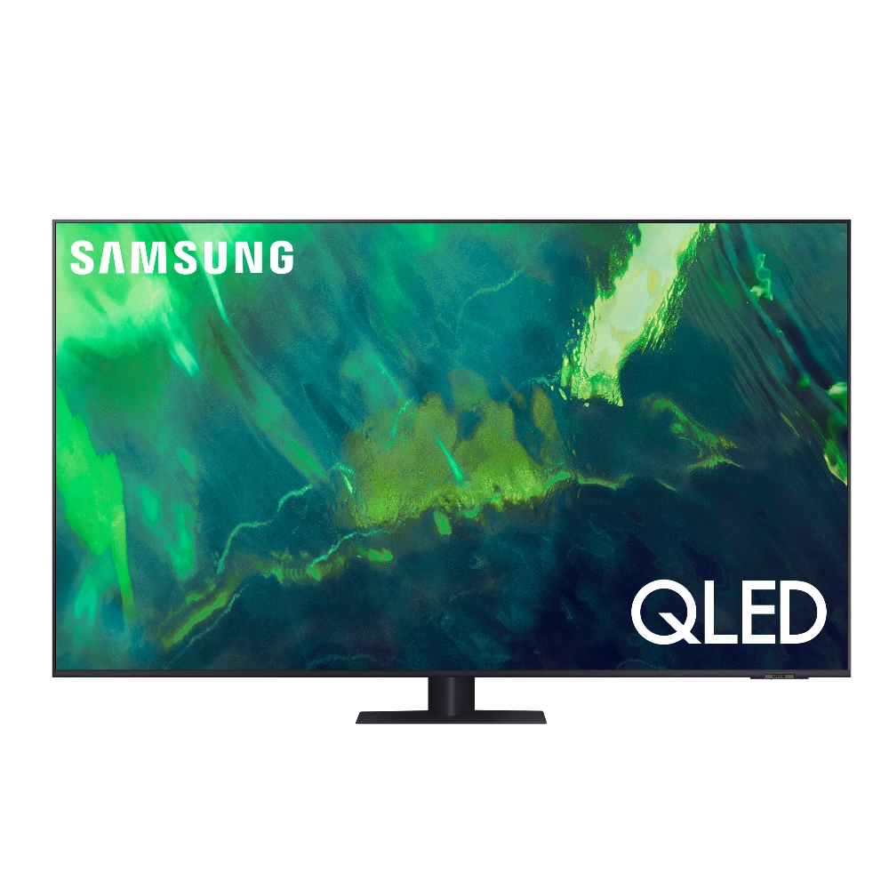 三星55吋QLED 4K電視QA55Q70AAWXZW(含標準安裝)★回函贈★