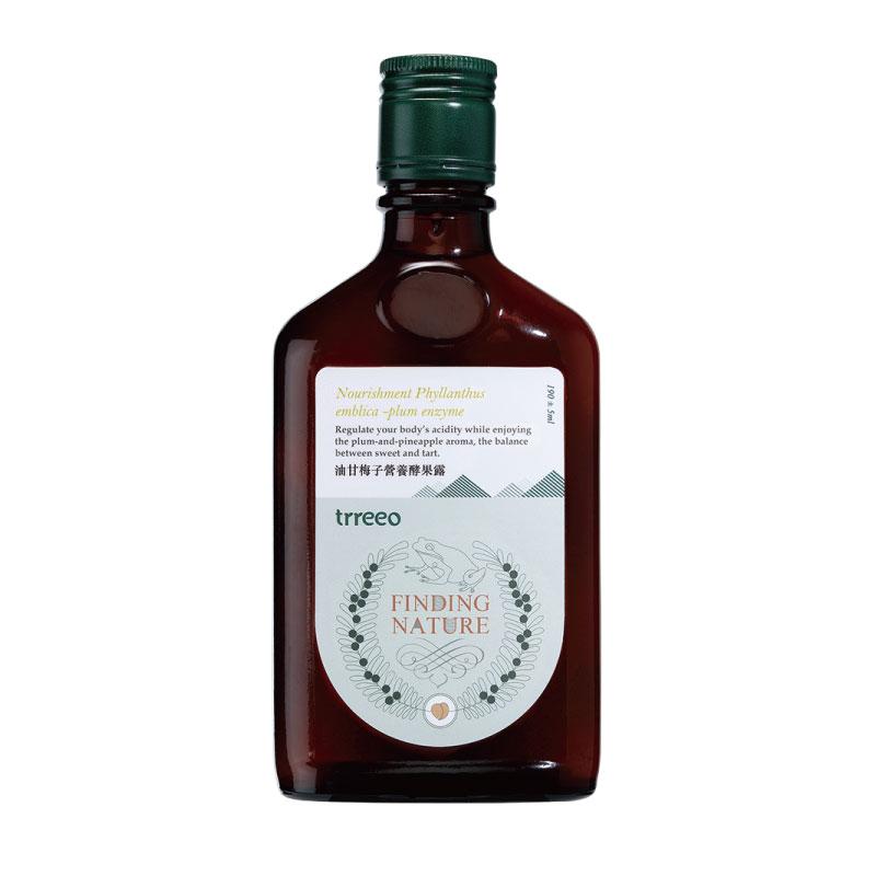 油甘梅子營養酵果露