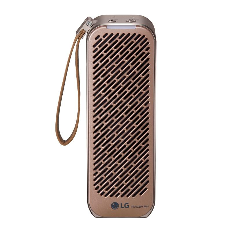 LG AP151MGA1隨身淨空氣清淨機 玫瑰金